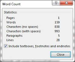How To Count Number Of Words In Word Document How To Count The Number Of Words To Be Translated