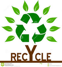 recycle tree stock vector illustration of earth clip 8462302