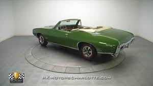 07 Gto Specs 132803 1968 Pontiac Gto Youtube