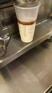 Most Ridiculous Starbucks Order My Drink Venti Starbucks Double Shot With 5 Pumps White Mocha 2