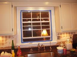 kitchen sink window small treatments pictures ideas blinds for