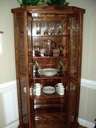 Living Room Cabinets With Glass Doors Kitchen Display Cabinets Stunning Display Wall Cabinet Glass Door