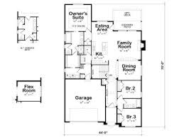 ranch floor plans with split bedrooms title ranch home plans one house plan with split bedrooms