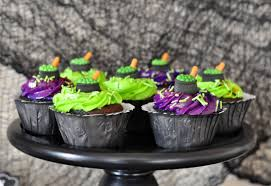 witch halloween party cauldron pudding make life lovely