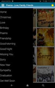 poems family friends app ranking and store data app