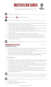 Resume Samples Senior Management by Banking Resume Sample