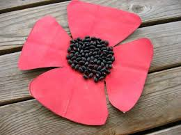 remembrance day craft and veterans day craft patriotic crafts