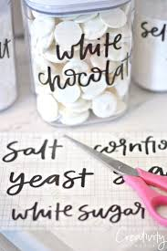 best 25 canisters ideas only on pinterest kitchen canisters free printable hand lettered pantry labels the creativity exchange