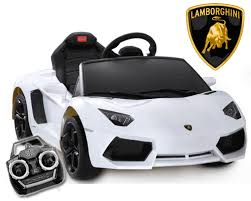 lamborghini children s car buy licensed lamborghini electric cars 6v 12v lambo