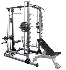 Weights And Bench Package Gym Equipment