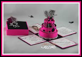 elegant sweet 16 invitations 5 unique paper cake decorations jinkys crafts