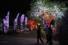 Zoo Lights Phoenix by Zoolights Holiday Display At The Phoenix Zoo