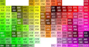 color codes woozworld universe color codes