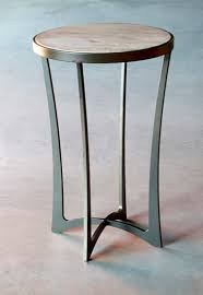 charleston forge drink tables lotus drink table hand made in usa by charleston forge boone nc