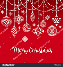 vector christmas greeting card texture typical stock vector