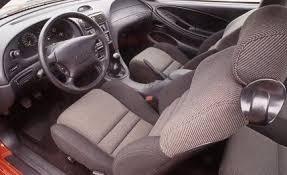 1994 Mustang Gt Interior 1994 Ford Mustang Gt Vs 1994 Chevrolet Camaro Z28 U2013 Comparison