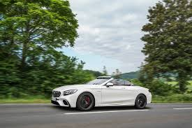 2018 mercedes benz s class coupe and convertible roll out with