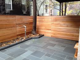 How To Build A Stone Patio by Decks With Bluestone Pavers All Decked Out