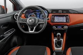 nissan leaf 2017 interior boring to bold next gen 2017 nissan micra unveiled by car magazine