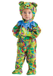 Infant Halloween Costumes Baby Costume Grateful Dead Dancing Bear Juliabelgrave
