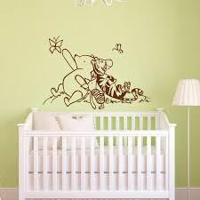 Winnie The Pooh Wall Decals For Nursery Winnie The Pooh Wall Decals Nursery Classic Winnie The Pooh