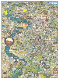 Arizona Map by Parker Arizona Fun Map