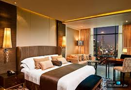 Bedrooms And More by St Regis Luxury Hotel Bangkok Thailand Grand Deluxe Room