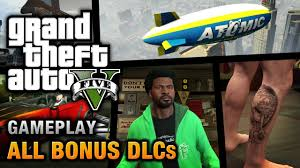 gta 5 all bonus dlcs youtube