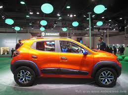 kwid renault renault kwid based suv codenamed hbc to storm indian market