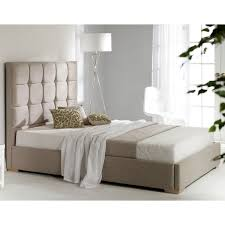 High Headboard Beds 16 Best Images Of Designer Tan Bedroom Padded Headboard Gray
