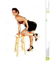 Kneeling Chair by Kneeling On Chair Royalty Free Stock Photos Image 26832458