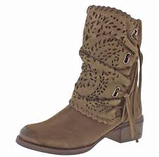 s boots with fringe monkey v phyer s fringe ankle booties boots ebay