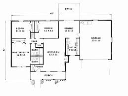 Split Foyer Home Plans Elegant House Plan Floor Plans for