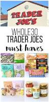 whole30 trader joes must haves little bits of