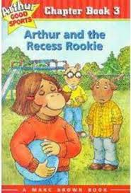 arthur good sports 3 recess rookie marc brownstephen krensky