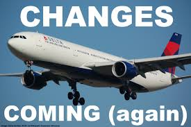 delta airlines rules for domestic first class upgrades changed