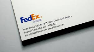 fedex brochure template awesome fedex business card template gallery resume ideas