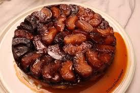 hervé cuisine tarte tatin recette de la tarte tatin par mamy
