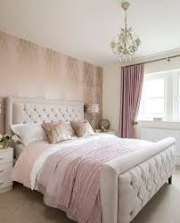 image result for white and dusty pink bedroom a world all