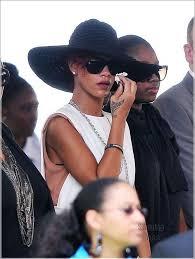 funeral hat mcqueen bracelet candids are not fair funeral image