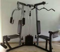 Weider Pro Bench Weider Pro 4100 Home Gym For Sale In Houston Tx 5miles Buy And