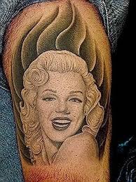 46 fantastic marilyn monroe tattoos