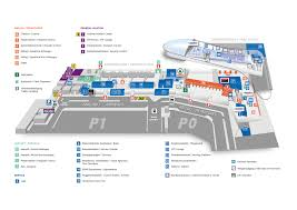 Airport Terminal Floor Plans by Flughafen Graz Airport Maps Flightinformation Flight