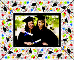 graduation frames photo frames