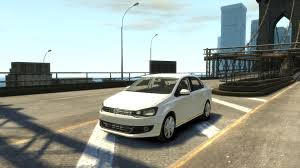 polo volkswagen sedan gta gaming archive