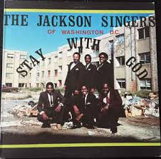 washington dc photo album the jackson singers of washington d c stay with god vinyl lp