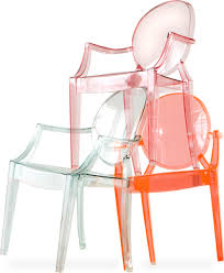 Kartell Armchair Lou Lou Ghost Child U0027s Chair Hivemodern Com