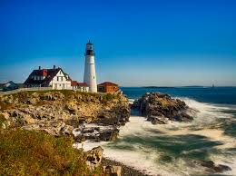 portland head light lighthouse photograph 5 lighthouses in a single morning in portland maine