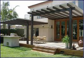 modern patio exterior cool modern patio cover decor outdoor shade ideas
