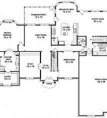 Home Home Designs  Bedroom House Plans  Bedroom House Plans Open - 5 bedroom house floor plans